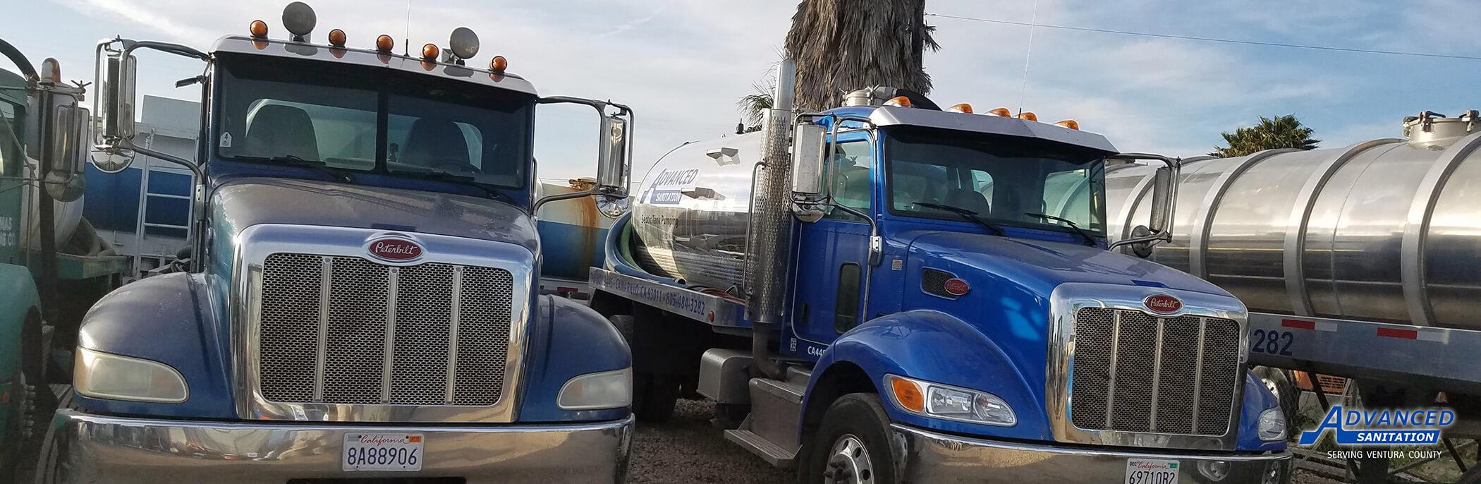 Ventura County Septic Pumping | Advanced Sanitation
